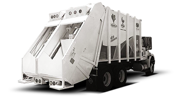 garbage collector, garbage truck Tsr-8000bi