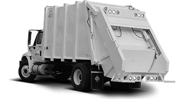 garbage collector, garbage truck Tsr-6000