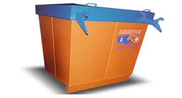 CONTAINERS REAR LOADER csr-1300