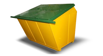 CONTAINERS REAR LOADER csr-3500